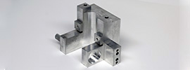 Oil & Gas Industry, Pump Fixture Block